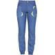 E9 Deni Pants Women blue denim
